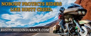 Rusty Creed Motorcycle Insurance