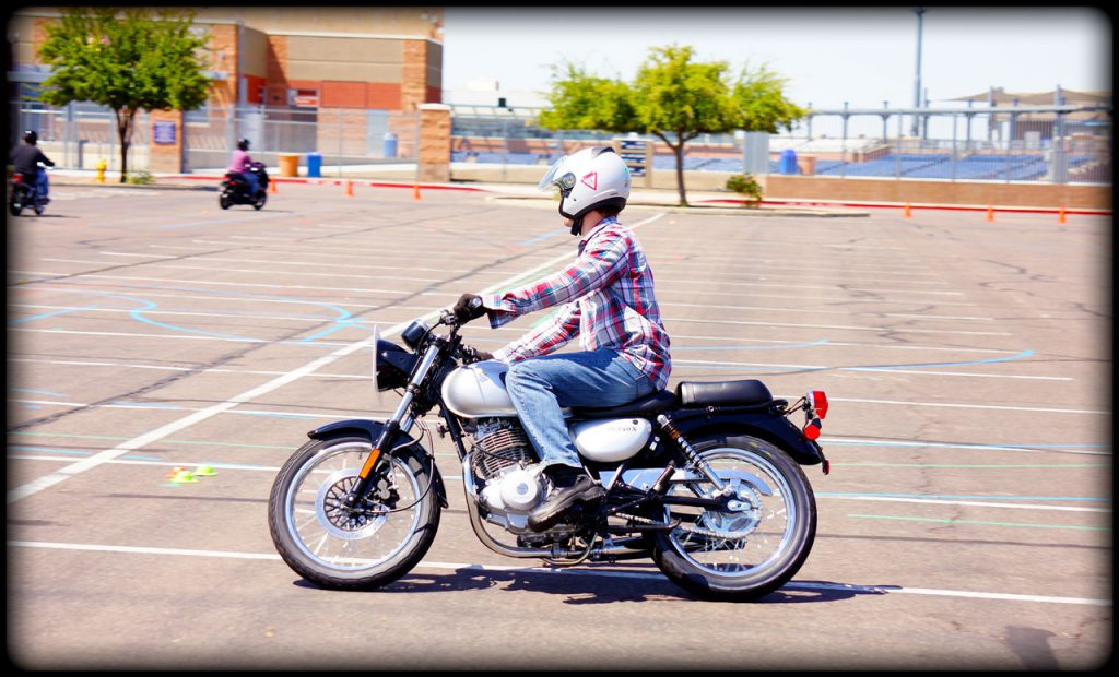 Get Your Motorcycle License Endorsement from Arizona