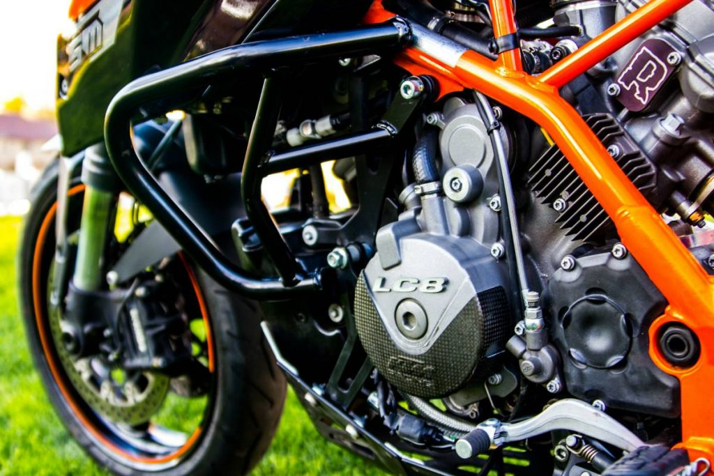 Insurance for Motorcycle Upgrades