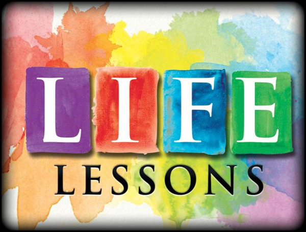 life lessons water color